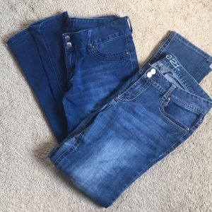 Rue 21 Bundle repaired Jeans